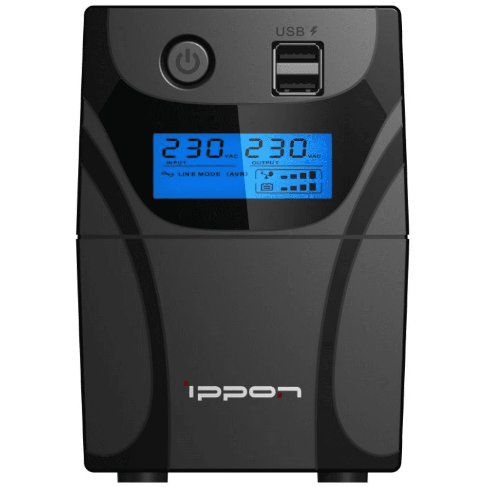 ИБП Ippon Smart Power Pro II 2200