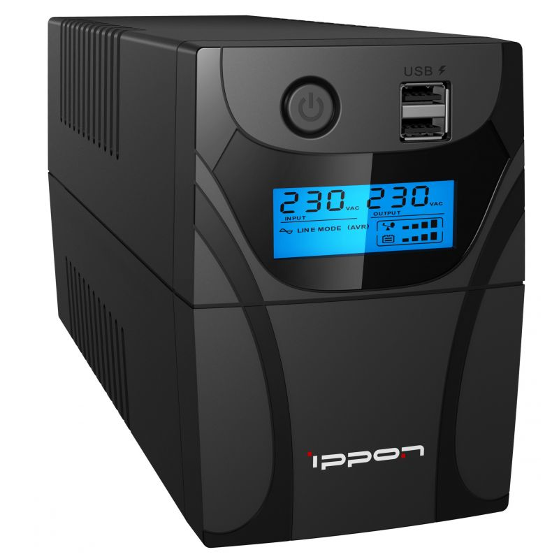 ИБП Ippon Back Power Pro II 500